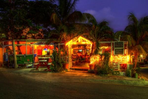 BB's outdoor Resturant