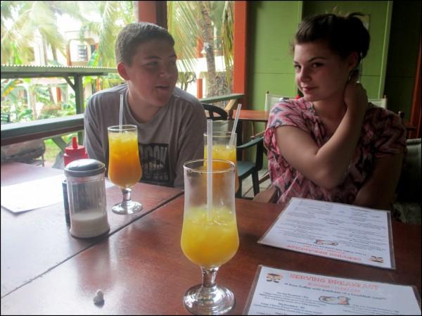 Breakfast at Ocean Beach Club