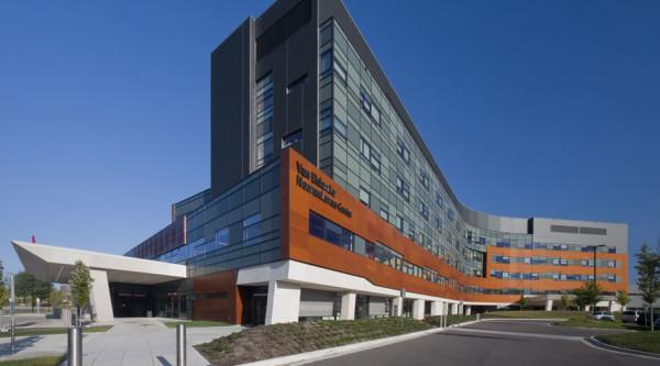 St. John's Providence Hospital in Novi